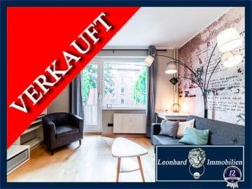 Zentrale Anlage bei der Hamburger Meile!, 22083 Hamburg, Etagenwohnung